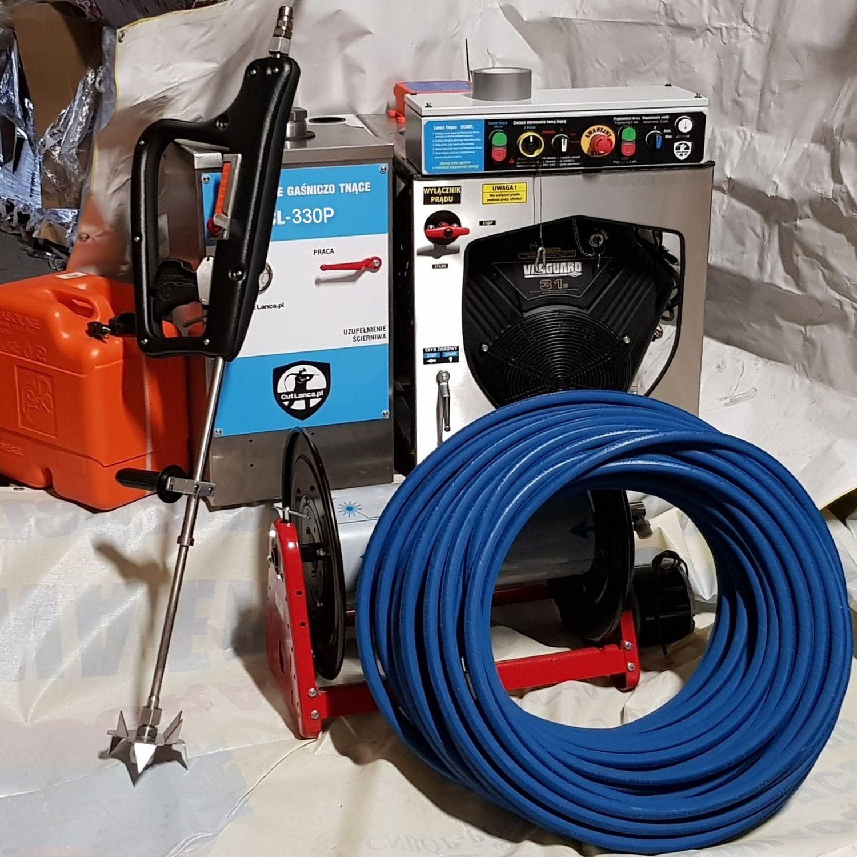 Řezací a hasící zařízení CUTLANCA - CL-330p
